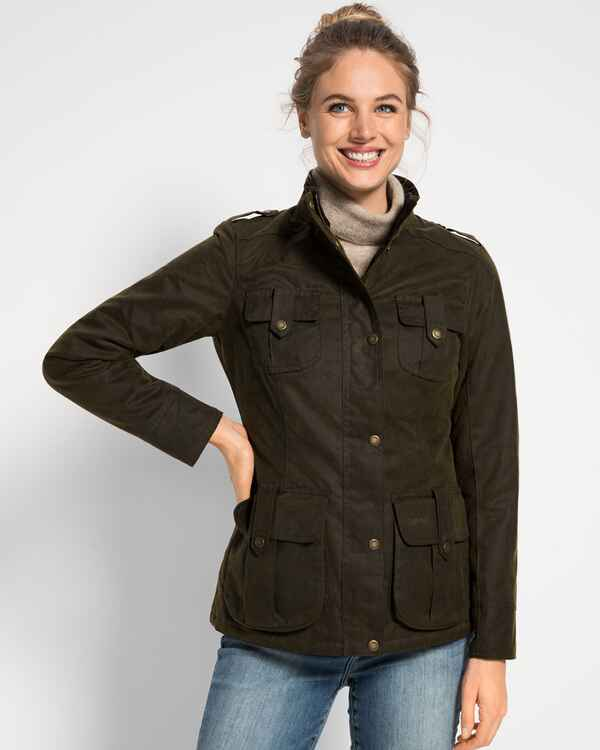 Wachsjacke Winter Defence, Barbour