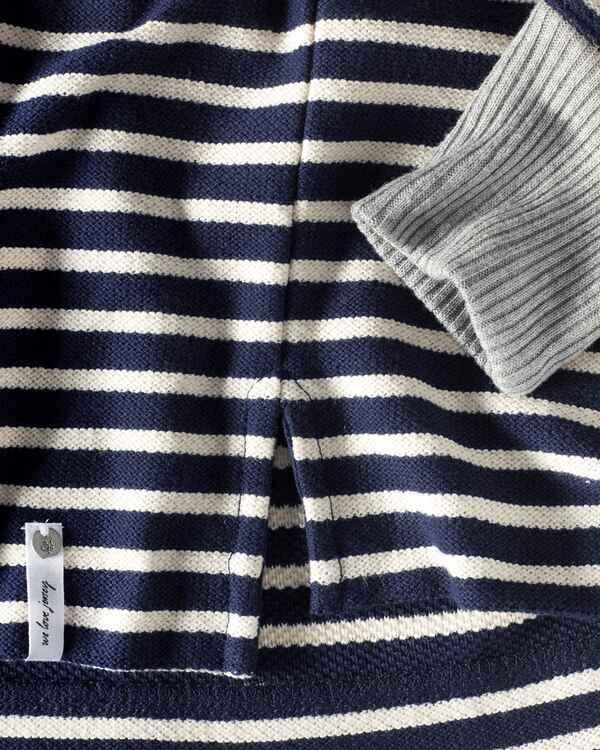 marc o 39 polo kleid mit langarm blau dirndl kleider. Black Bedroom Furniture Sets. Home Design Ideas