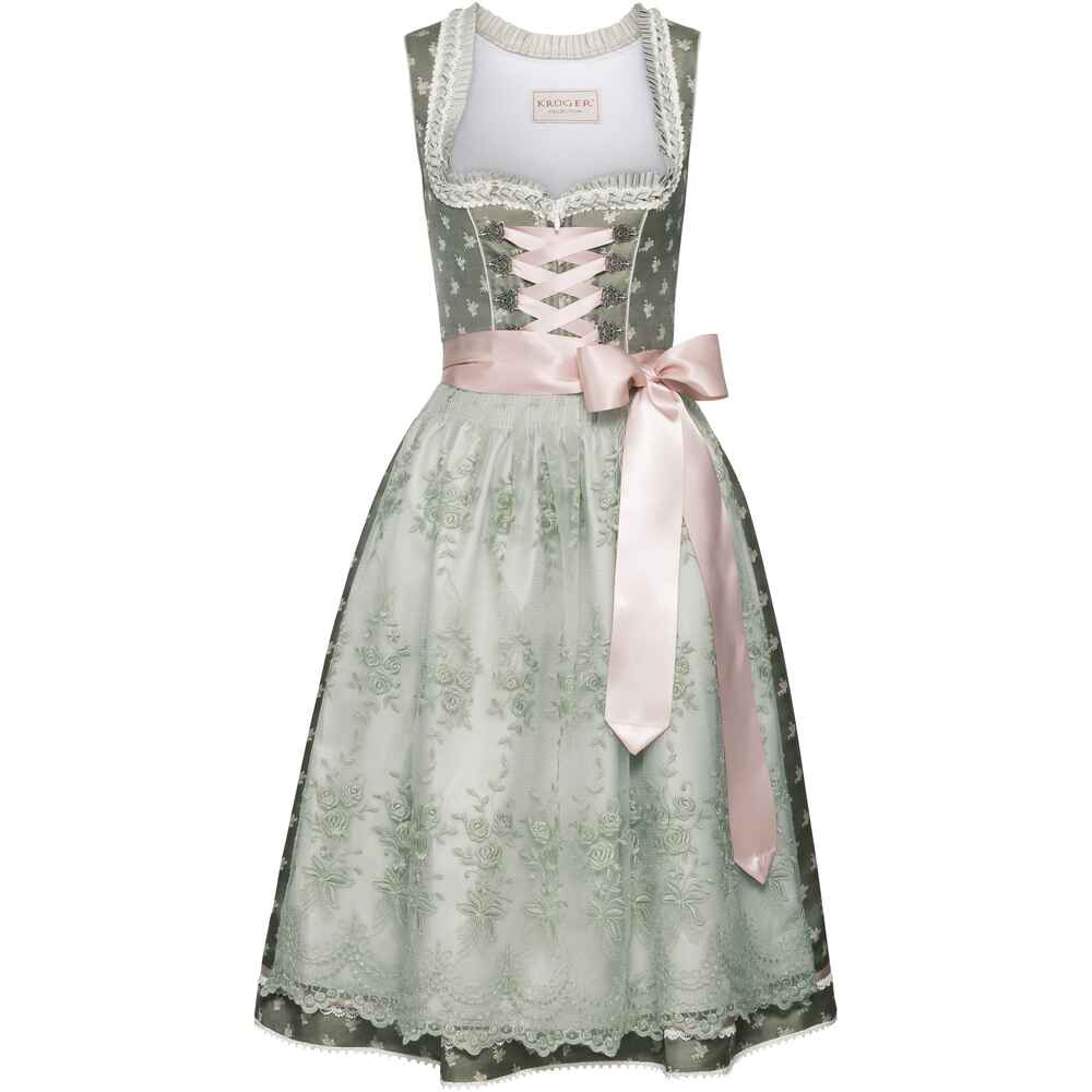 Midi Jacquard-Dirndl, Krüger Collection