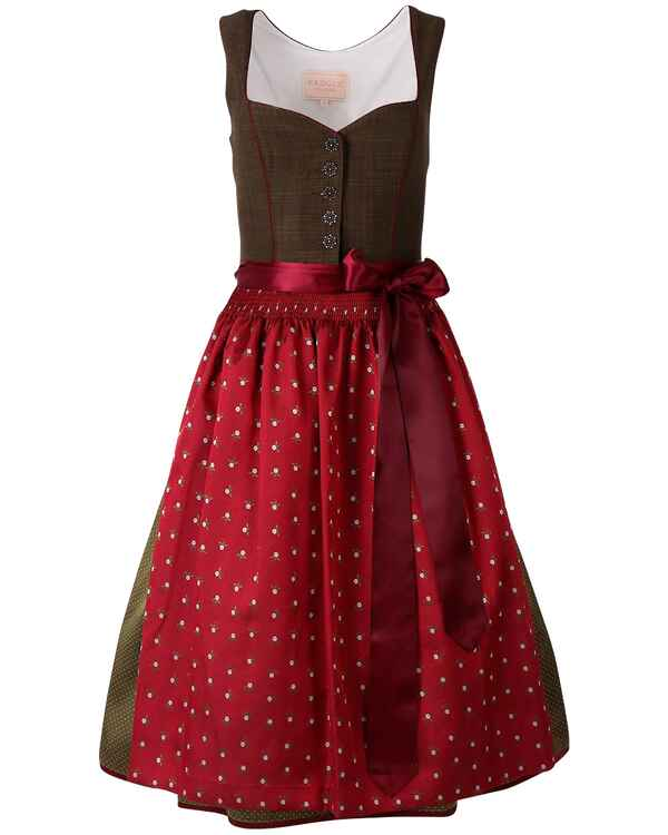 Midi Dirndl Bettina, Krüger Collection