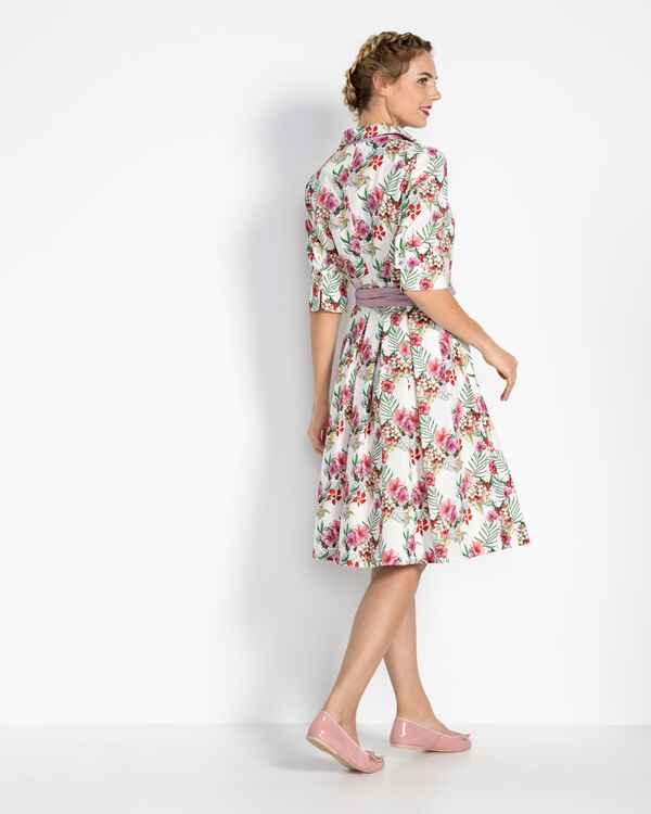 h. moser Kleid Warngau-2 (Weiß) - Kleider - Bekleidung ...