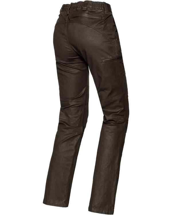 Damen Hose Vintage Stretch, Chevalier