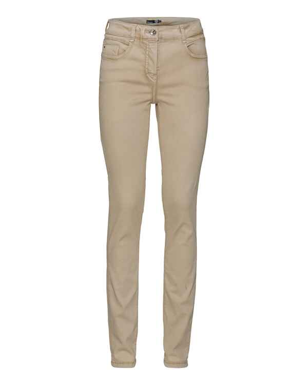 80d782e25c1542 Gardeur Slim Fit Hose Zuri (Beige) - Hosen - Bekleidung - Damenmode ...