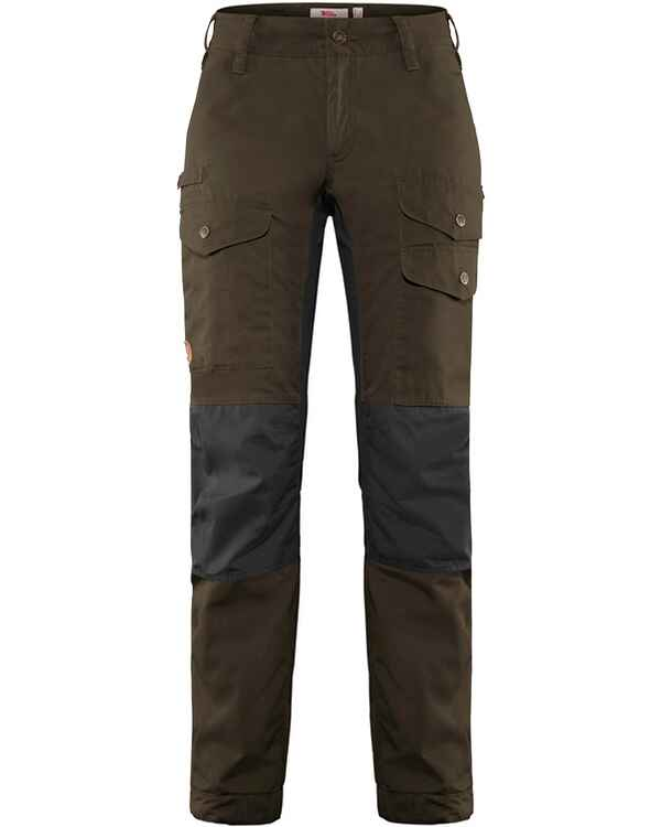 Damen Hose Vidda Pro Ventilated, short, Fjällräven