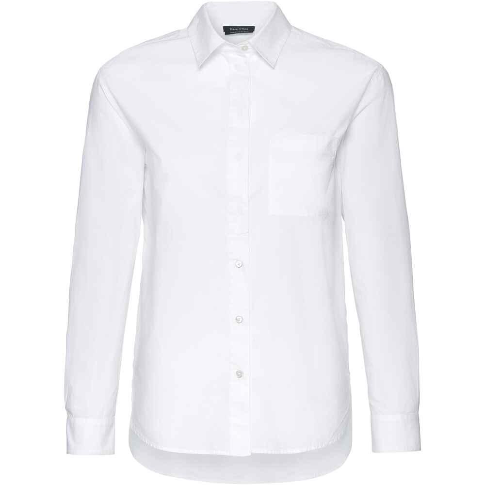 14eb0bddd099d9 Marc O'Polo Bluse (Weiß) - Blusen - Bekleidung - Damenmode - Mode ...
