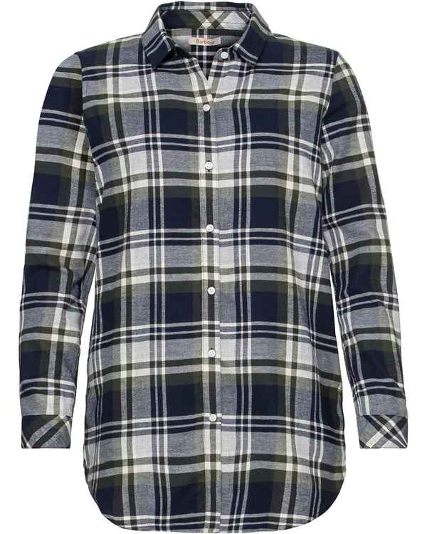 Flanellbluse Windbound, Barbour