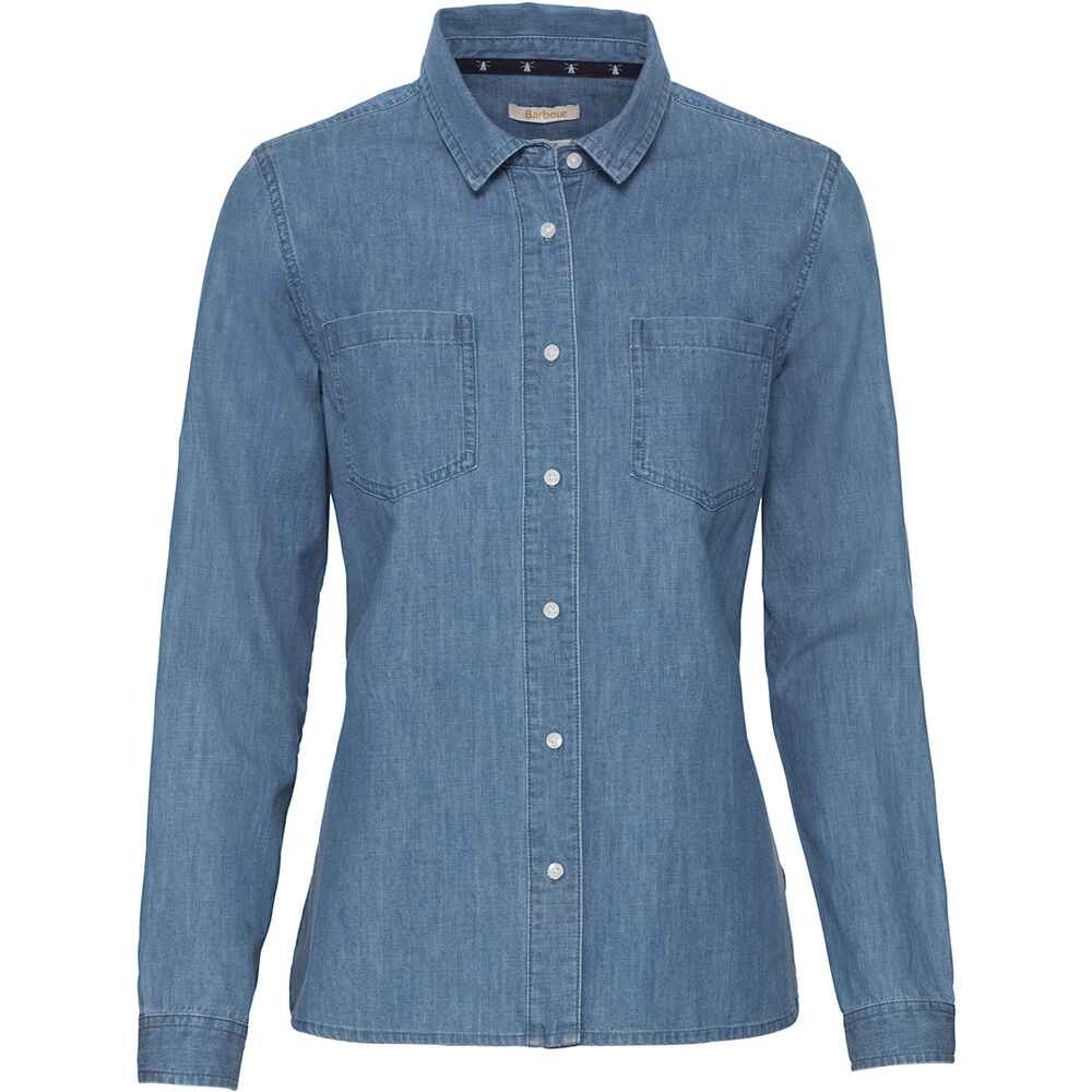 Jeansbluse Tynemouth, Barbour
