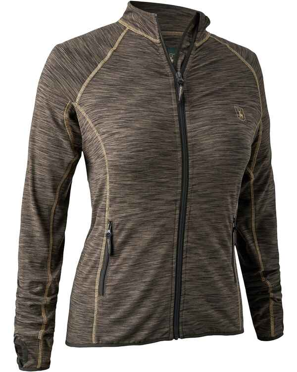 Damen Fleecejacke Lady Insulated, Deerhunter