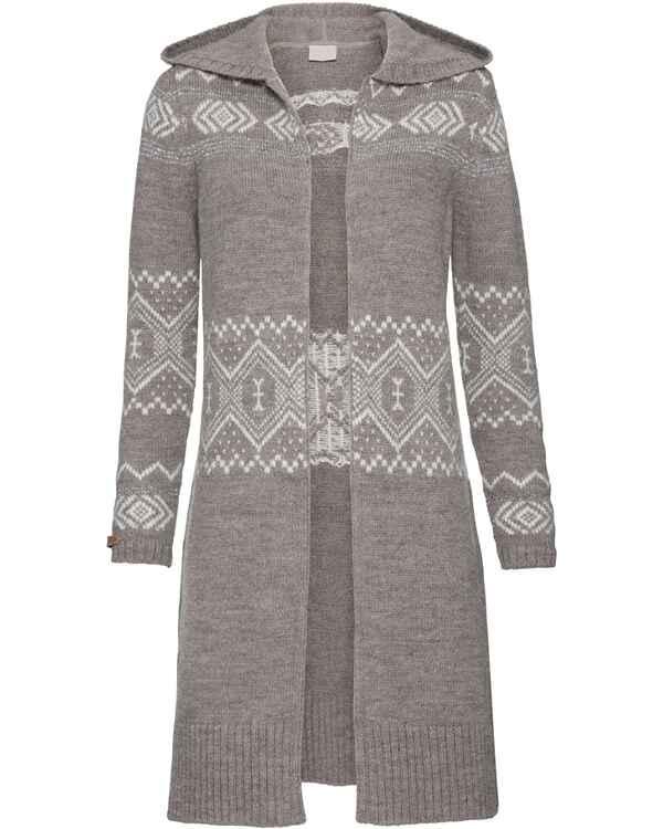 herren online Shop Online-Verkauf L Argentina Strickjacke mit Norweger-Muster
