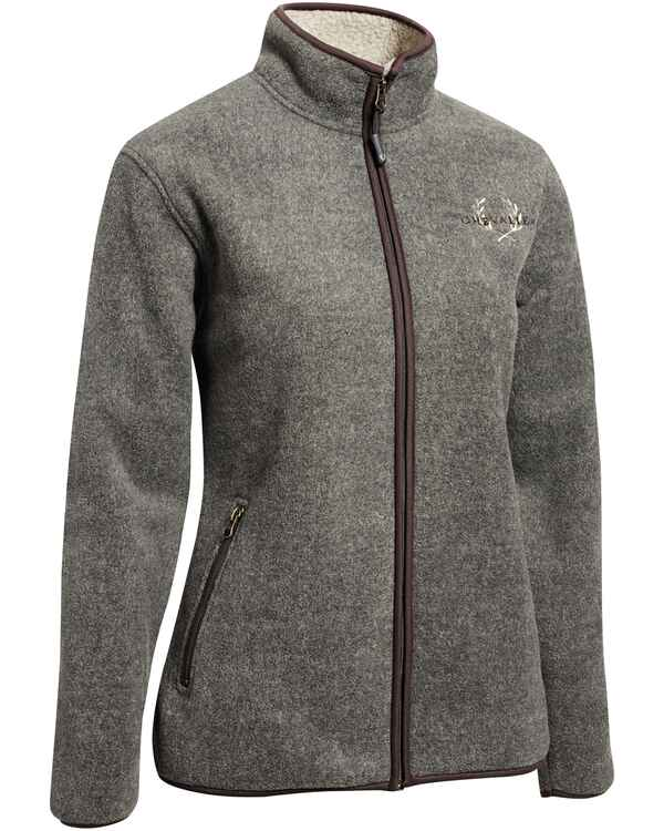 Damen Fleecejacke Mainstone, Chevalier
