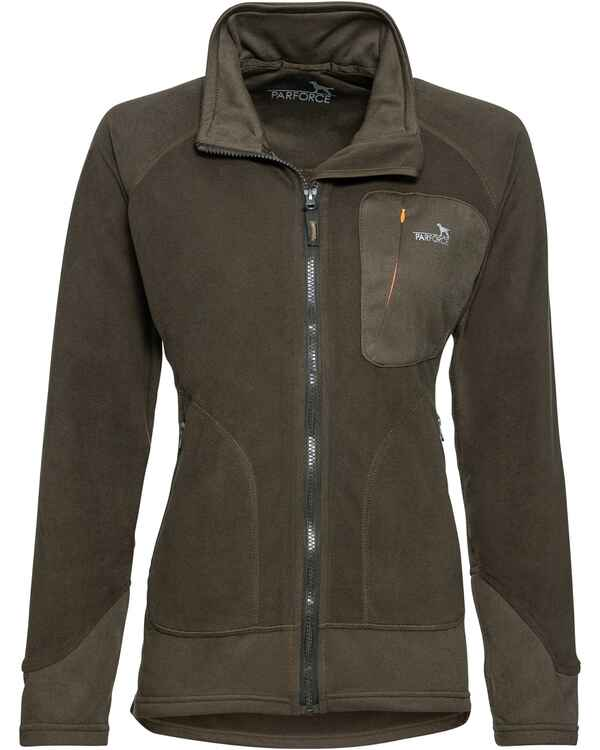 Damen Technic-Fleecejacke Gen2, Parforce