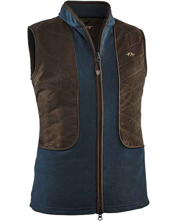 Damen Fleeceweste Basic, Blaser