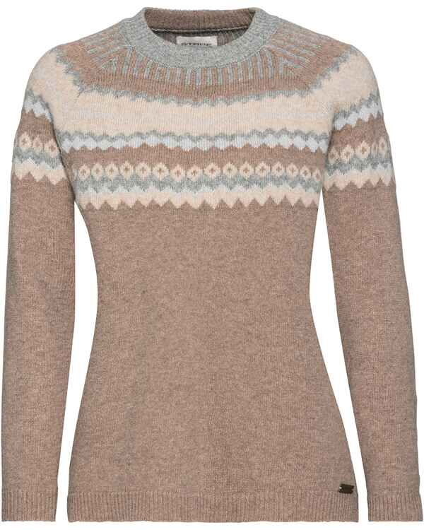 on feet at size 7 100% quality Stapf Norweger-Pullover Chloe