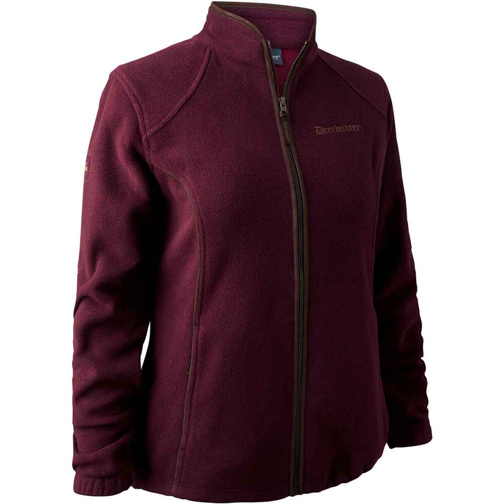 Damen Fleecejacke Lady Josephine, Deerhunter
