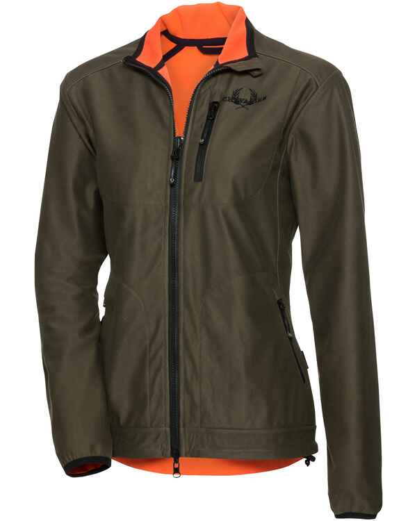 Damen Wendefleecejacke Windsor, Chevalier