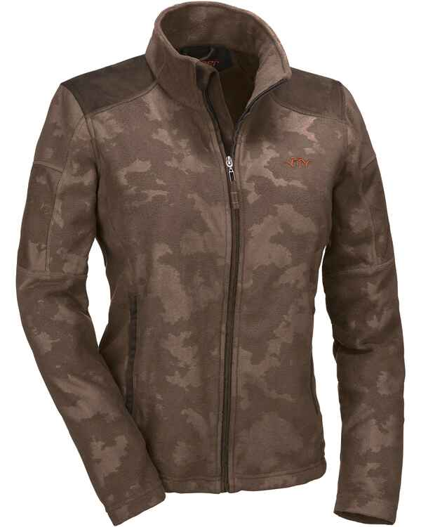 Damen Fleecejacke Camo-Art Mira, Blaser Outfits