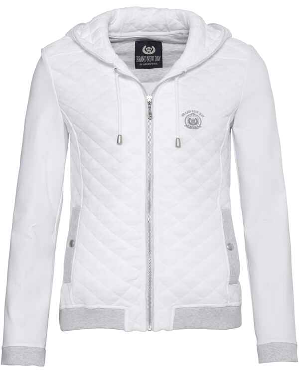 Sweatjacke mit Kapuze, Brand New Day