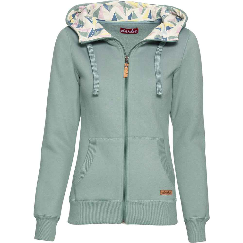Kapuzenjacke Easy, Derbe