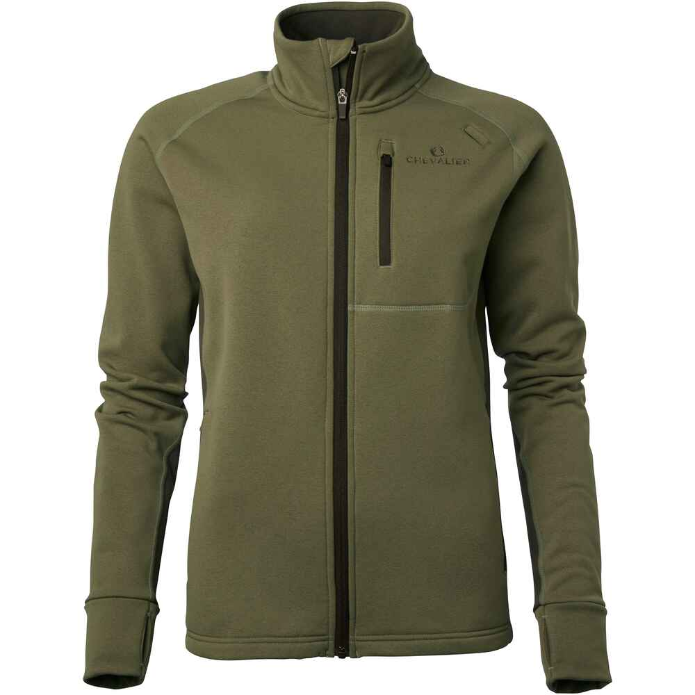 Damen Fleecejacke Tay, Chevalier