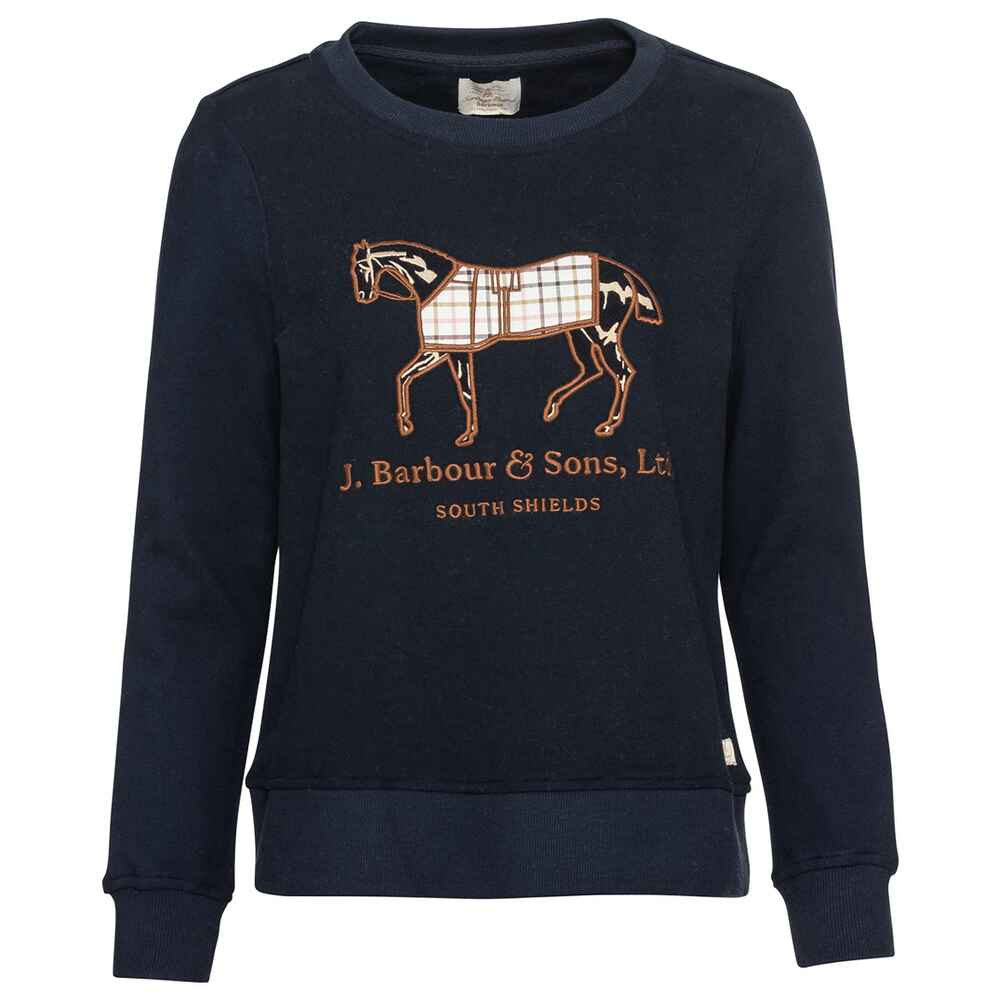 Sweatshirt Meadowstreet, Barbour