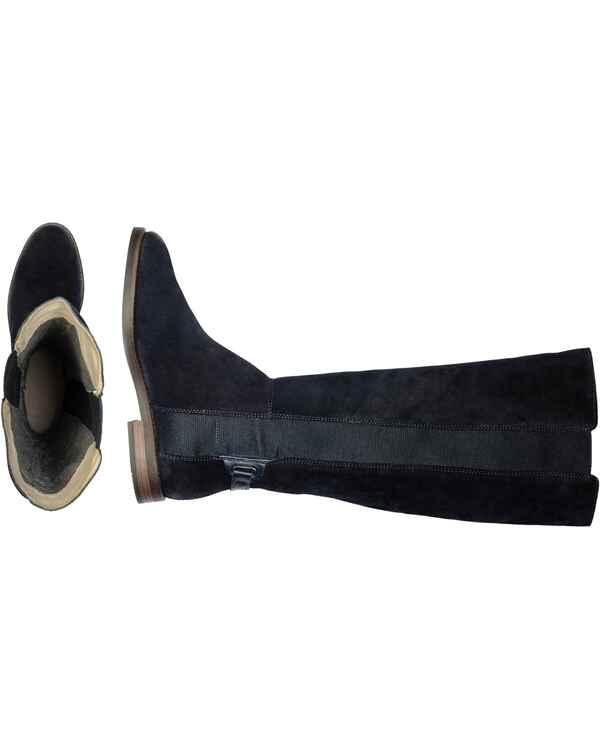 marc o 39 polo stiefel blau damenschuhe schuhe. Black Bedroom Furniture Sets. Home Design Ideas