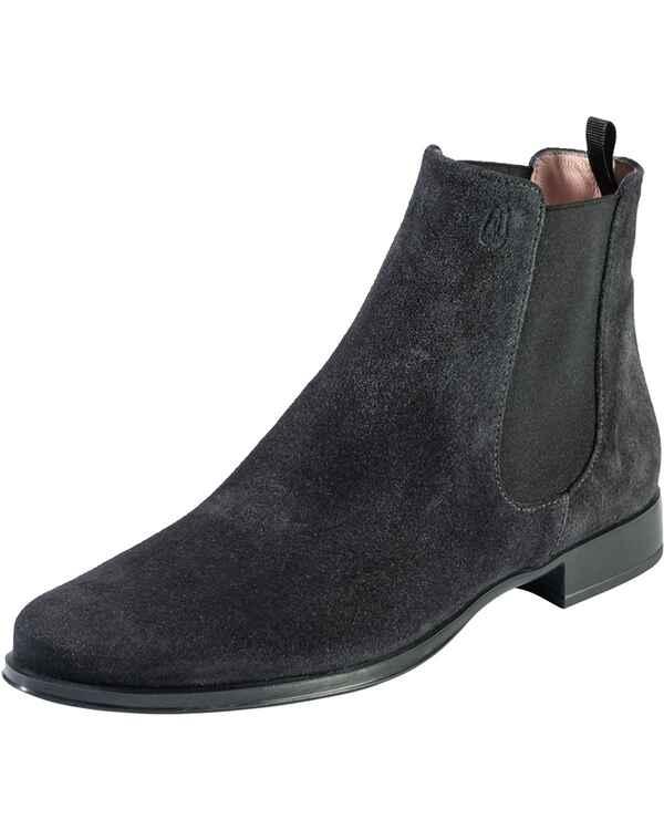 Pretty Ballerinas Chelsea Boots (Grau Blau) - Damenschuhe - Schuhe ... 3fe3072f4d