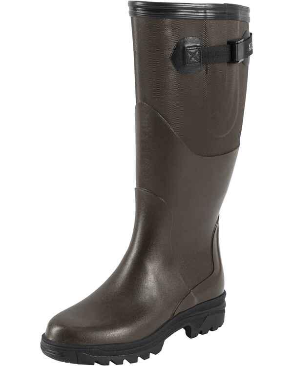 e10b46339fe70d Aigle Gummistiefel Reva (Braun) - Damenschuhe - Schuhe - Damenmode ...