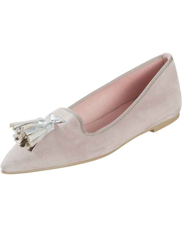 mehrere farben gemütlich frisch günstigster Preis Pretty Ballerinas Tasselloafer