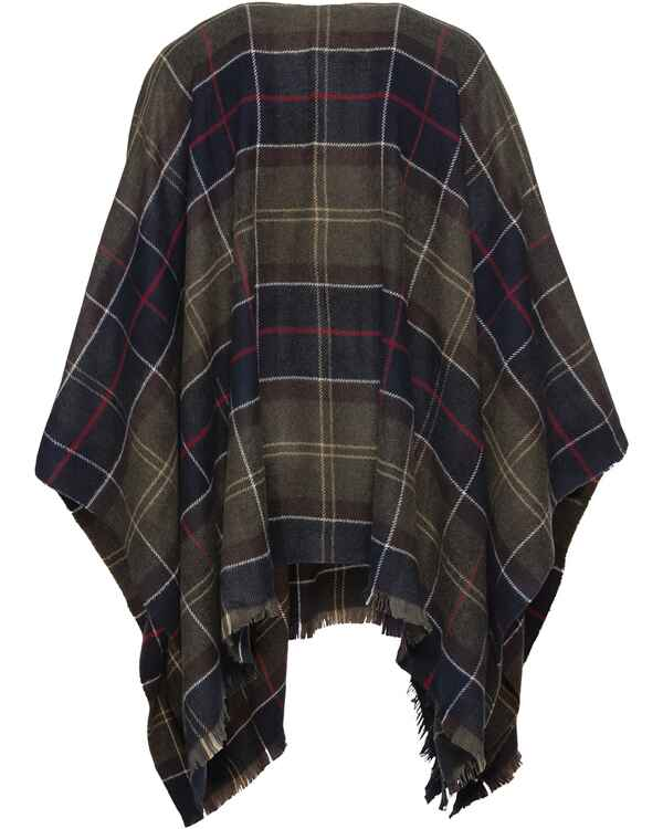 Cape Staffin Tartan Serape, Barbour
