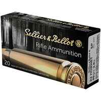 S+B .22 Hornet SP 45 gr. 20 units, Sellier & Bellot