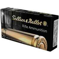 S+B 5,6x52R FMJ 71grs. 20St, Sellier & Bellot
