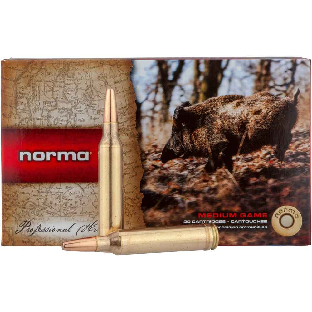 7 mm Rem. Mag. Vulkan 11,0g/170grs., Norma