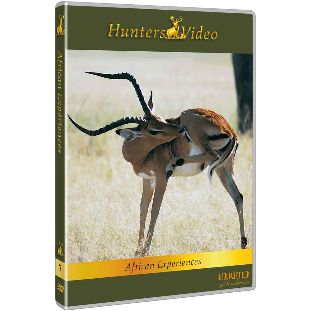 DVD: Afrika Erfahrungen, Hunters Video