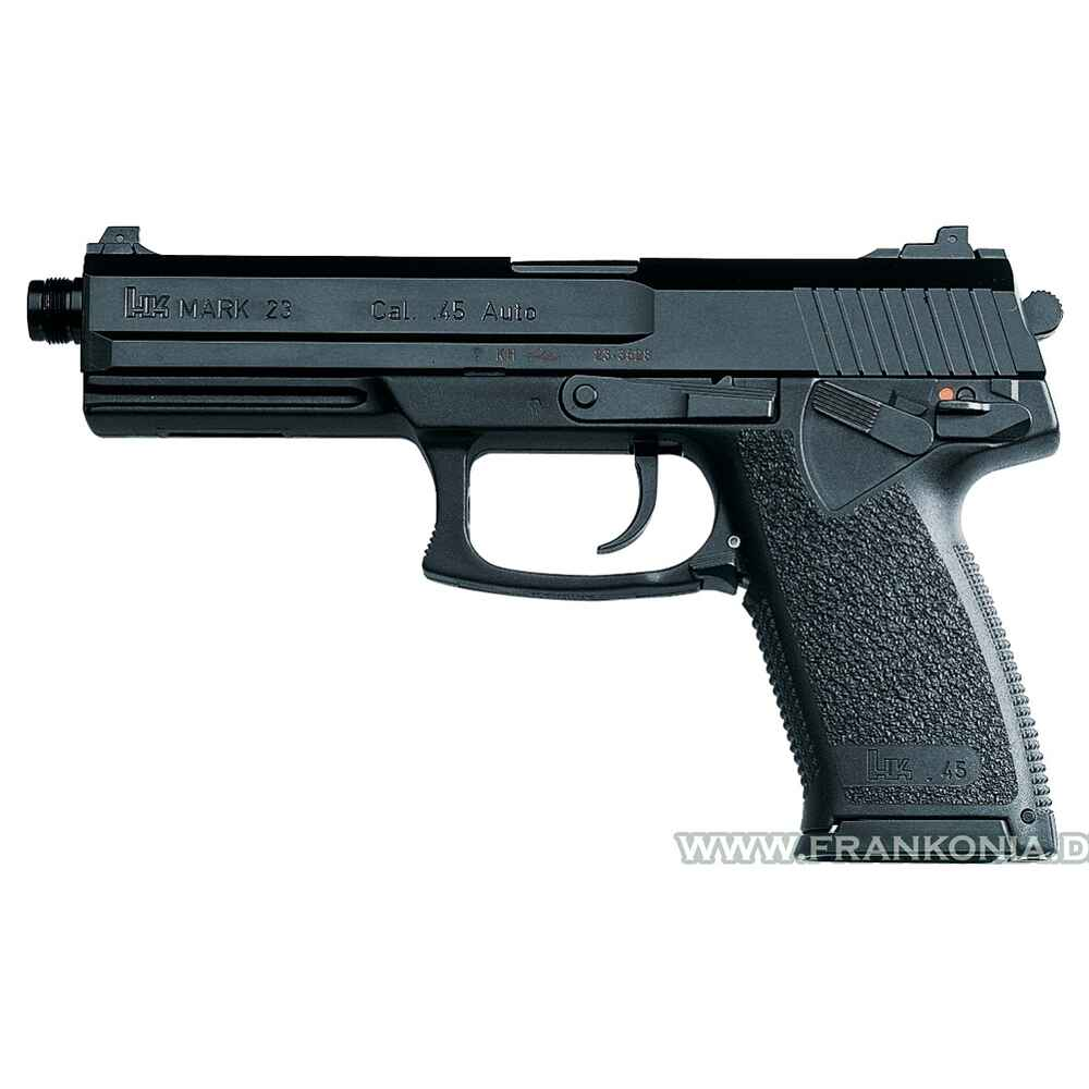 heckler koch hk mark 23 kaliber 45 acp magazine waffenzubeh r sportwaffen. Black Bedroom Furniture Sets. Home Design Ideas