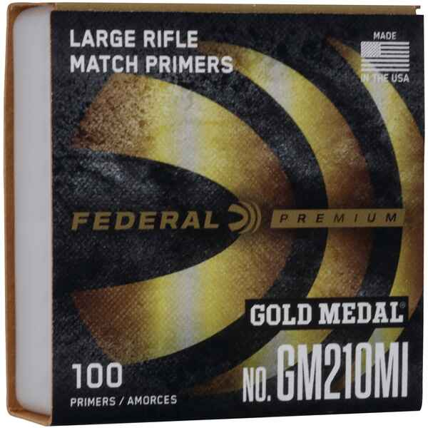 Zündhütchen Match Large Rifle , Federal Ammunition
