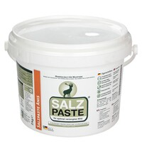 Deusa salt paste, strong anise scent, storage bucket.