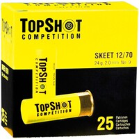 12/70 Skeet 2,0 mm 24g, TOPSHOT Competition