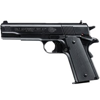 Government 1911 A1 / cal. 4.5 mm (.177), pellet, Colt