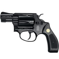 Chiefs Special black / plastic, Smith & Wesson