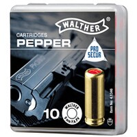 Pepper gas cartridges/caliber. 9 mm P.A.K. - 10 rounds, Umarex