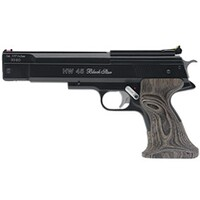 "Air pistol, HW 45 ""Black Star"", Weihrauch Sport"