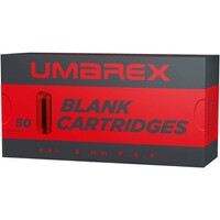 Blank cartridges / cal. 8 mm K. - 50 rounds, Umarex