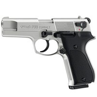 Gas & flare P88, nickel, Walther