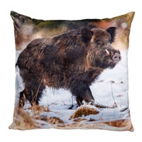 Pillow with animal theme