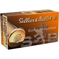 .22lr Subsonic LRN 40grs., Sellier & Bellot