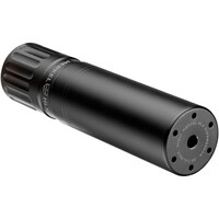 Schalldämpfer HLX Suppressor Kaliber 7,6 - 9,3 mm, Merkel