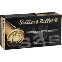 .38 Special, Vollmantel 158 grs., Sellier & Bellot