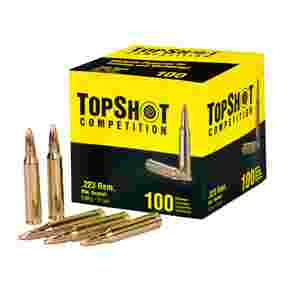 .223 Rem., Blindée (3,6gr), TOPSHOT Competition