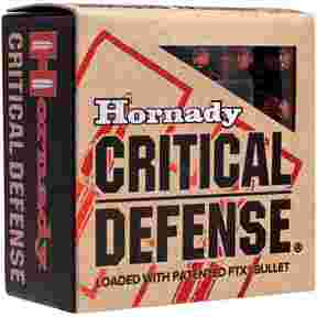 .44 S&W Special Critical Defense FTX 10,7g/165grs., Hornady