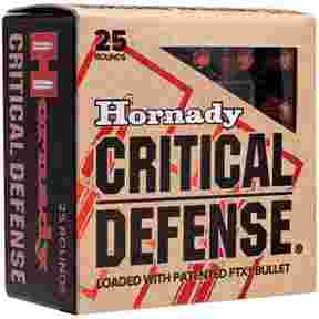 .38 Special Critical Defense FTX 7,1g/110grs., Hornady